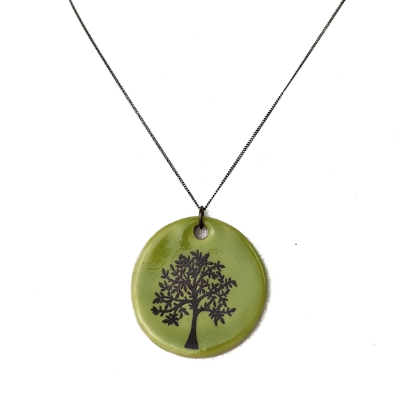 🦩3/$25 Tree of life necklace 925